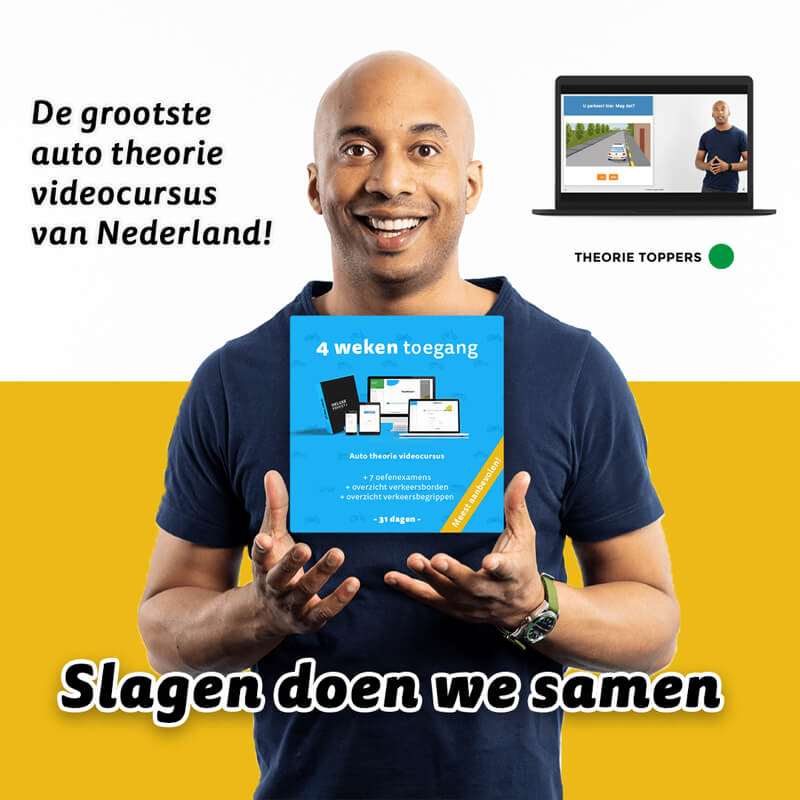 Auto Theorie Cursus Theorie Toppers